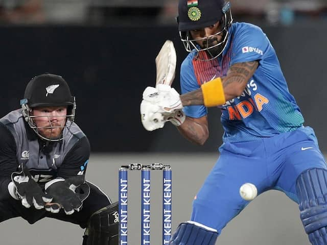 New Zealand vs India 2nd T20I Highlights: KL Rahul Guides India To 7-Wicket Win Against New Zealand