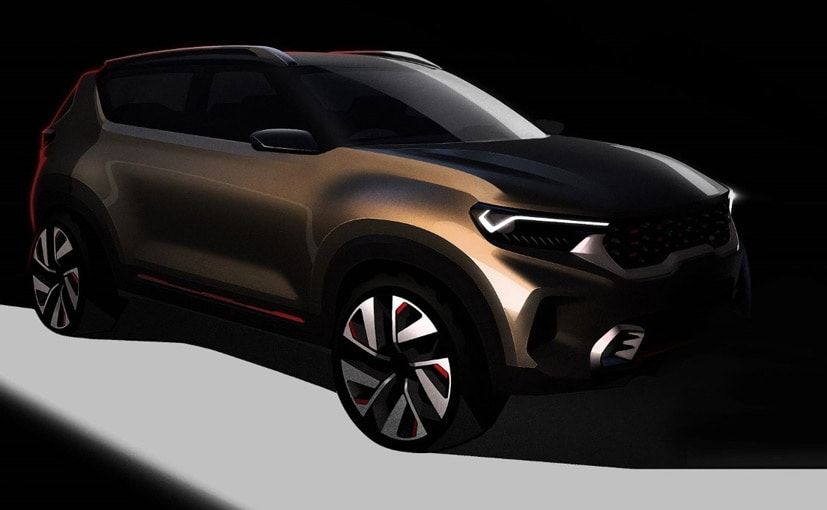 The compact SUV will make its debut at the Auto Expo 2020.