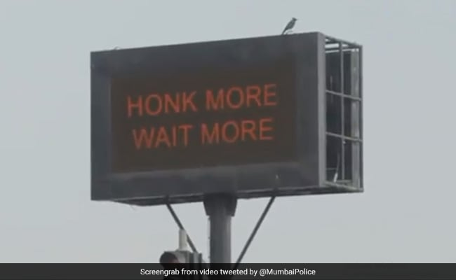 Honk More, Wait More: How Mumbai Police Is Punishing Reckless Honkers