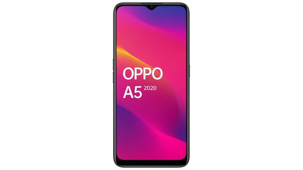 Oppo A5 2020 के दाम में फिर कटौती, कीमत 11,490 रुपये से शुरू