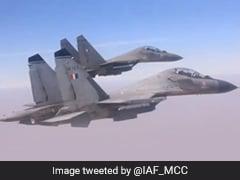 राफेल और सुखोई फाइटर प्लेन का Video जारी, IAF ने कहा- 'मौत को हराना फितरत है'