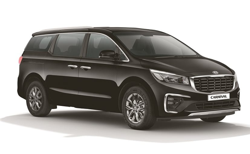 The Kia Carnival will be offered in 7-, 8-, & 9-seater options and will be launched at the 2020 Auto Expo