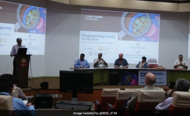 IIT Madras Hosts International Symposium on 'Synthetic Biology'