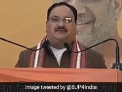 Highlights: BJP, Strongest Party In The Country, We Aim To Be Present In Each State: JP Nadda