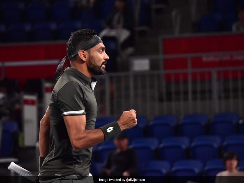 Divij Sharan Advances To Mens Doubles Second Round In Australian Open