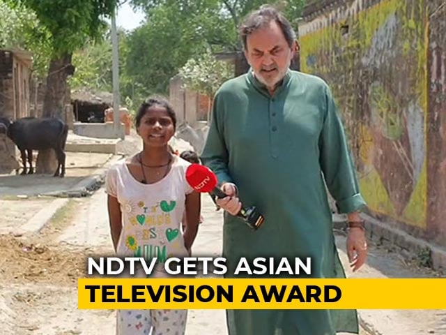 Video : NDTV Wins Best News Programme At Asian Television Awards For Sunaina's Story
