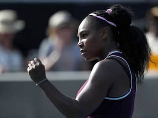 WTA Auckland Classic: Serena Williams Delivers Masterclass, Marches Into Final