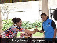 """Hit It Out Of The Park"": Mithali Raj"