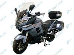 Benelli 1200 cc Touring Motorcycle Type-Approved In China
