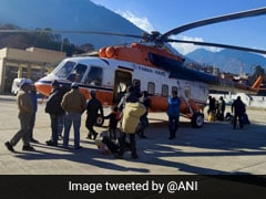 Over 100 People Airlifted From Snow-Hit Lahaul-Spiti In Himachal Pradesh
