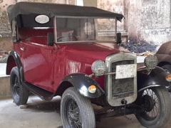 Government Looks To Define New Rules For Registering Vintage Vehicles