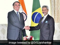 S Jaishankar Meets Brazil President, Discusses Bilateral Ties