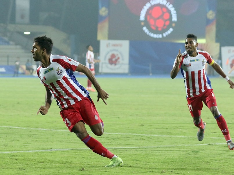 ISL: ATK End Mumbai City FCs Unbeaten Run With 2-0 Win