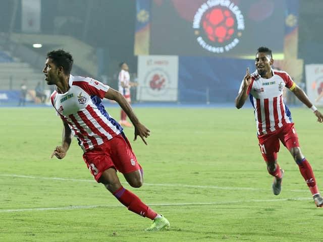 ISL: ATK End Mumbai City FCs Unbeaten Run With 2-0 Win