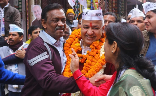 Manish Sisodia, AAP's Trusted Lieutenant And Troubleshooter