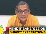 Video : Will Not Support Fiscal Tightening, Says Abhijit Banerjee Ahead Of Budget