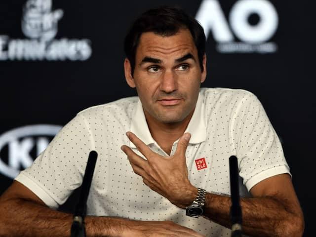 """Australian Open: Roger Federer Blasts Lack Of Communication, Stefanos Tsitsipas Doesnt """"Want To Risk Life"""""""