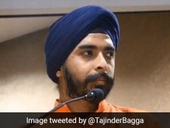 "Delhi Election 2020: BJP's Social Media ""<i>Beta</i>"" Tajinder Bagga Makes His Election Debut"