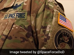 US Unveils Uniforms For Its Space Force. This Is What It Looks Like