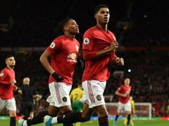 Marcus Rashford Scores Twice As Manchester United Thrash Norwich