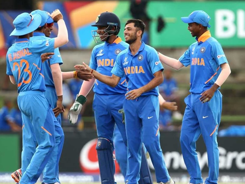 Under-19 World Cup: In-Form India Favourites To Beat Australia In Quarter-Finals