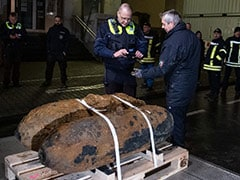 Nearly 14,000 People Evacuated In Germany After WWII Bombs Found