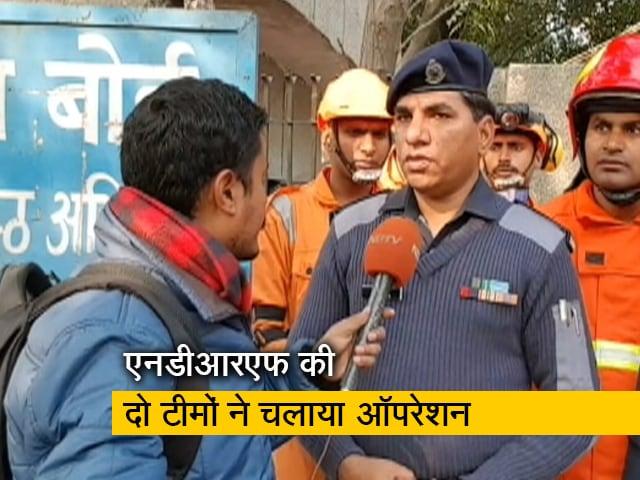 Videos : रास्ता संकरा होने से ऑपरेशन पूरा करने में हुई दिक्कत: श्रीनिवास, असिस्टेंट कमांडेंट, एनडीआरएफ
