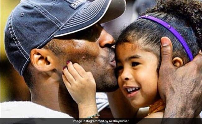 To NBA Legend Kobe Bryant, Tributes From Akshay Kumar, Priyanka Chopra And Other Stars
