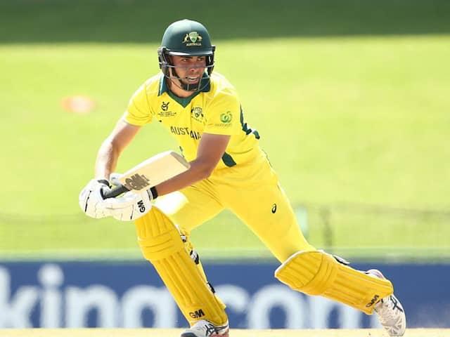 Under-19 World Cup: Australia Batsman Sam Fanning Handed 2 Demerit Points