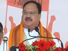 Give Up One Meal To Mark BJP Foundation Day: JP Nadda To Party Workers