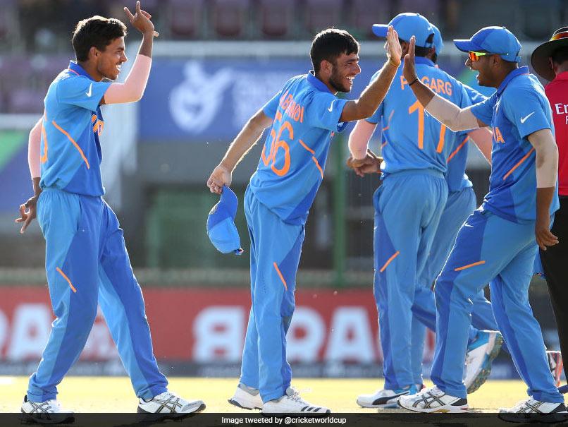 India vs Australia U19 Super League Quarter-Final 1 Highlights: India Beat Australia By 74 Runs To Reach Semifinals