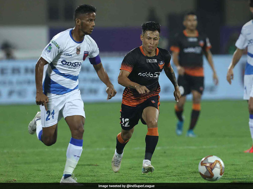 ISL: FC Goa Beat Odisha FC To Go 3 Points Clear On Top Of The Table