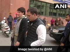 """Congress Meets Human Rights Body Over """"Brutalities"""" During UP Protests"""