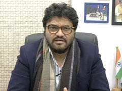"""Met Amit Shah Day Before, Going Into Self-Isolation"": Babul Supriyo"