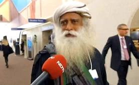 No One Invests 'Where Buses Burn': Sadhguru's Warning On CAA Protests