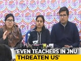 "Video : ""Urban Naxals Brought Bad Name To JNU,"" Says BJP-Linked Students' Group"