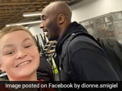 Young Fans Selfie With Kobe Bryant May Be One Of His Last Photos