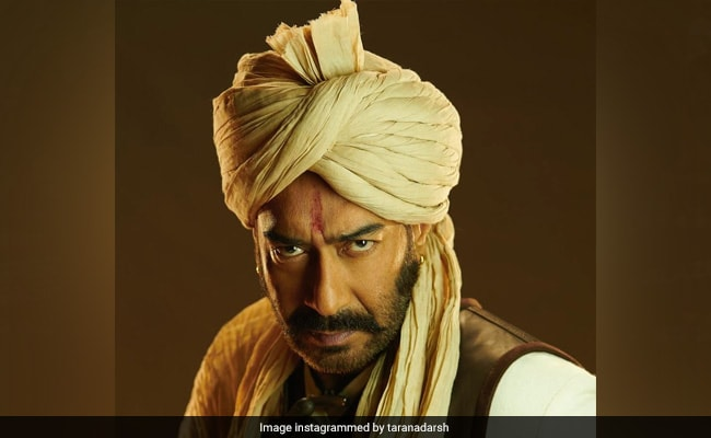Tanhaji: The Unsung Warrior Box Office Collection Day 9: Ajay Devgn's Film Is Super Strong At Over Rs 145 Crore