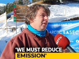 Video : At Davos, Scientists Join Forces On Climate Change