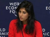 Video : Expect China's Growth To Slow Slightly As Years Go By, Says Gita Gopinath