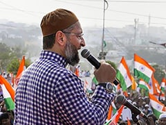 """Debate With A Bearded Man"": Asaduddin Owaisi Takes Up Amit Shah Dare"