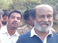 Rajinikanth Suffers Minor Injuries While Shooting For 'Man vs Wild'
