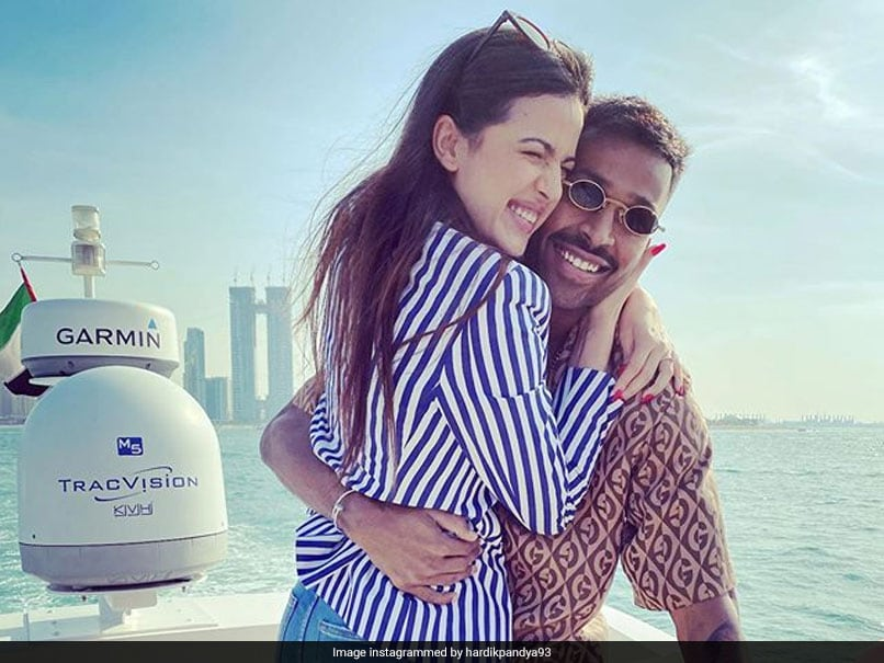 "Hardik Pandyas Father Says ""Had No Clue"" About Sons Engagement With Natasa Stankovic"
