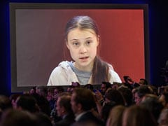 Davos Sees Veiled Exchange Between Greta Thunberg, Trump. But No Face-Off