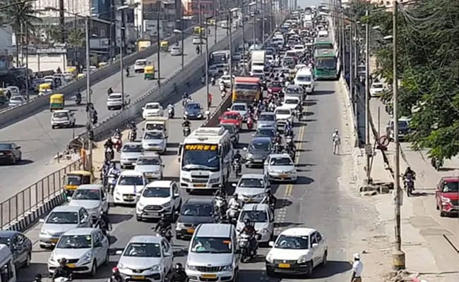Bengaluru Has World's Worst Traffic, 4 Indian Cities In Top 10: Report