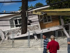 6.5 Magnitude Earthquake Strikes Puerto Rico, Day After Another Quake