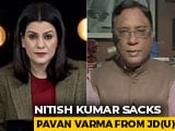 "Video : ""I Can Confirm, Nitish Kumar Had Reservations About Alliance With BJP"": Pavan Varma"