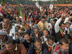 5,000 Rallies In 20 Days: BJP's Big Plan For Delhi Elections