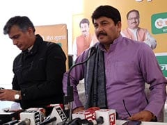 Delhi BJP's Manoj Tiwari's Video Appeal To CAA Protesters At Shaheen Bagh