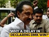 "Video : ""AIADMK Conspiring To Stop DMK"": MK Stalin On Tamil Nadu Local Body Polls"